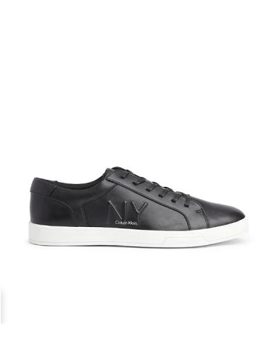 Sneakers Calvin Klein uomo in pelle