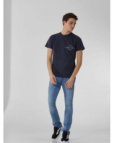 T-Shirt Trussardi puo cottone con logo