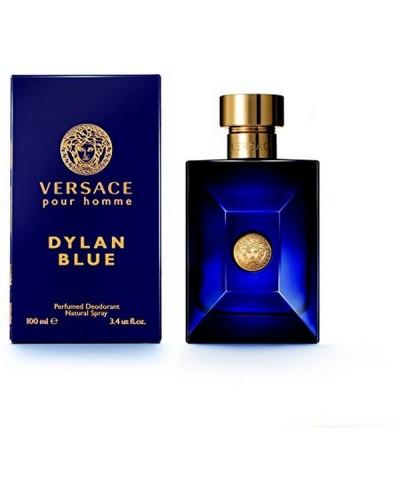 Versace Dylan Blue Deodorant Spray 100 ML Man