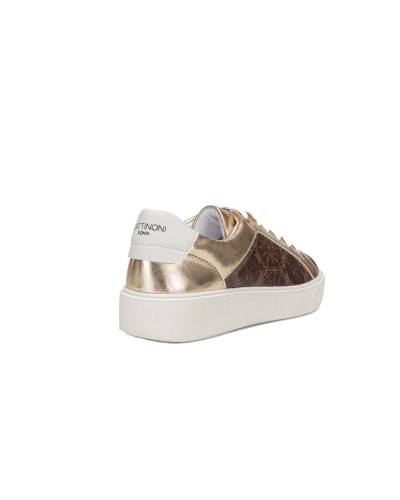 Sneakers Gattinoni Roma fondo a cassetta linea teodosia