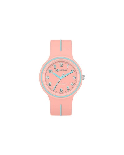 Orologio Superga Junior Rosa Verde