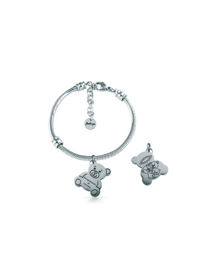 "FEELINGS bracciale ""Strapazami di coccole"""