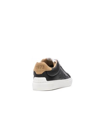 Sneakers Pepe Jeans modello adams con logo in pelle