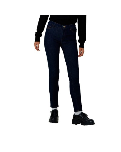Jeans Trussardi Donna modello a vita alta slim