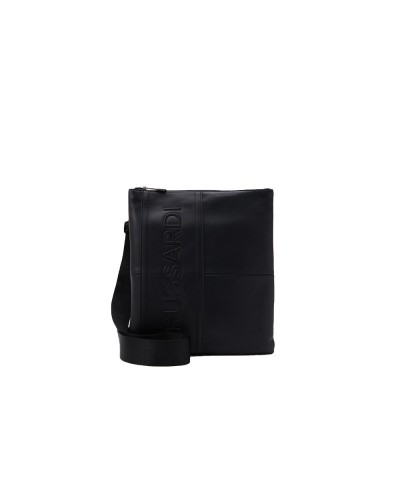 COURMAYEUR CROSS BODY FLAT SMOOTH ECOLEATHER