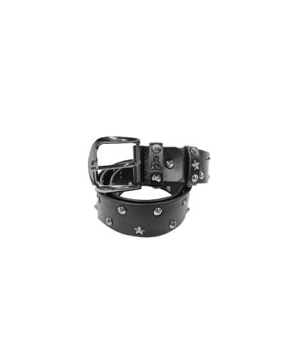 Cintura L'Atelier Du Sac donna nera spessore 6cm