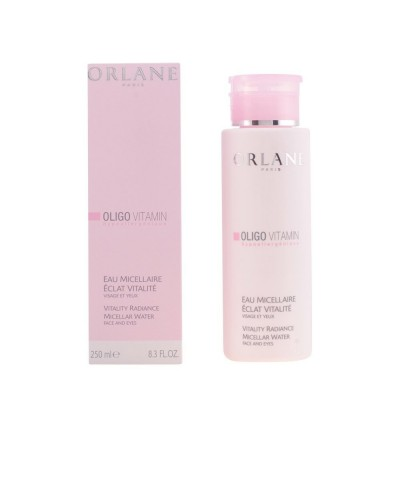 Orlane Paris Oligo Vitamin Hypoaller. Eau Micellaire Eclat Vitalite Face And Neck, 250 ML