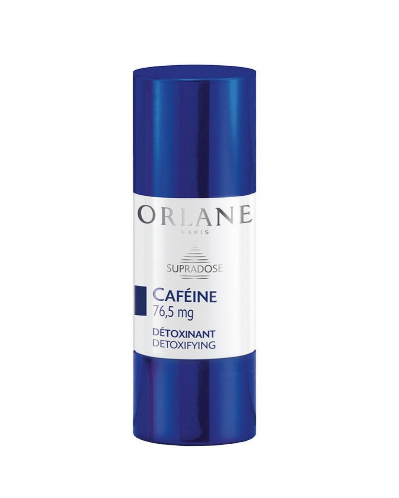 Orlane Paris Supradose Concentre Cafeine 76,5 MG Detoxinant 15 ML