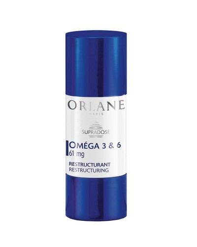 Orlane Paris Supradose Concentre Omega 3&6 61 MG Restructurant, 15 ML