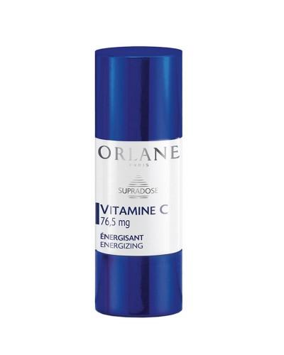 Orlane Paris Supradose Concentre la Vitamine C ET 76.5 MG Énergisant 15 ML