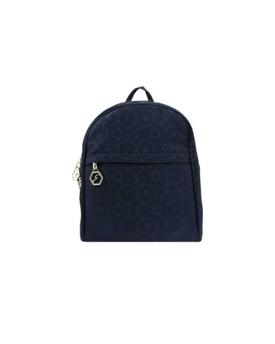 Zaiono Gattinoni Donna Elsa backpack Navy