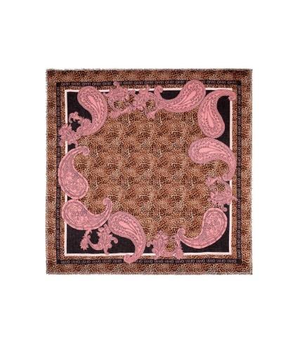 Foulard Liu Jo donna fantasia paisley quadrato 120x120