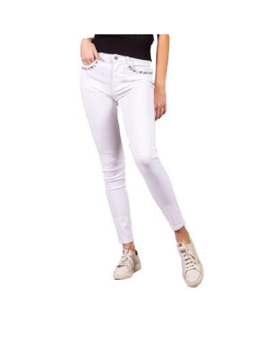 Jeans Mimì Muà donna skinny con pietre