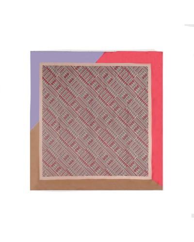 Stola Liu Jo con logo stampato 120 x 120