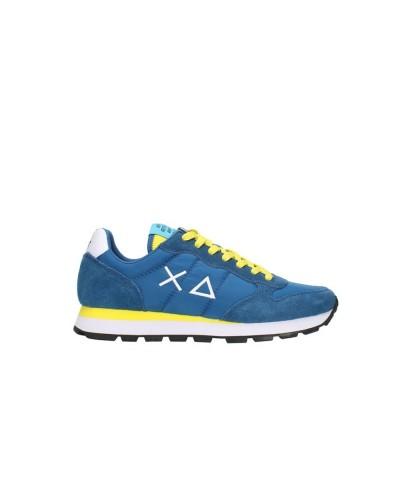 Scarpe Sneakers Sun68 royal uomo