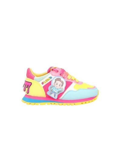 Scarpe Sneakers Liu Jo Me Contro Te con tracollina