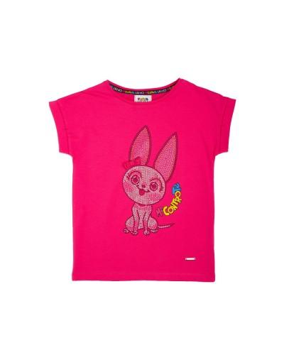 T-Shirt Liu Jo Me Contro Te