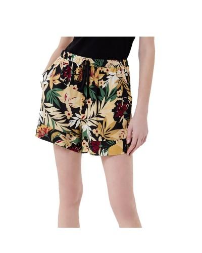 Short Liu Jo con fantasia tropical