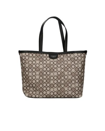 Borsa Shopping Gattinoni Roma Teometric donna con beauty interno e chiusura magnetica