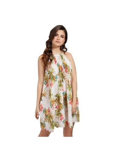 Vestito Guess Marciano donna con fiori stampati