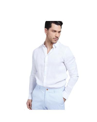 Camicia Guess uomo in lino