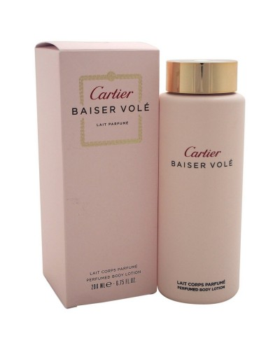 Cartier Baiser Vole Lait Corps Parfume 200 ML Spray