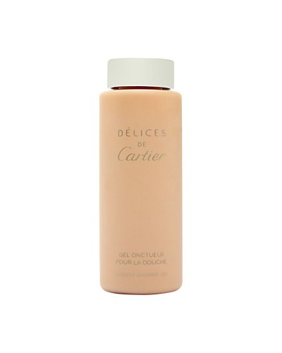 Cartier Delices De Cartier Smooth Shower Gel 200 ML