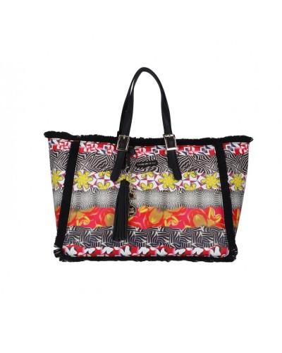 Borsa Shopping L atelier du sac donna Shook con tracolla con pashmina in omaggio