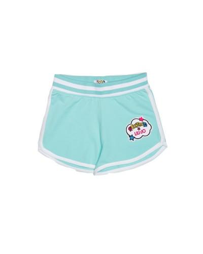 Pantaloncini  Liu-Jo Bambina Me contro Te con elastico in vita