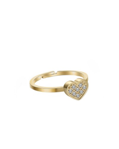 Anello Brand Oro Cuore