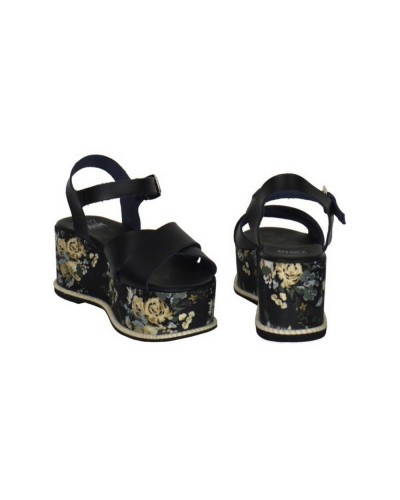 Sandales Femme Mon Jumeau Par Twinset DS8TMS Noir