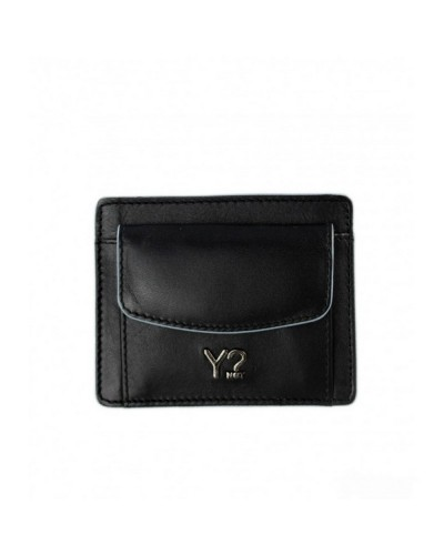 Portfolio YNot? Key Purse Man BIZNA12 Black Grey