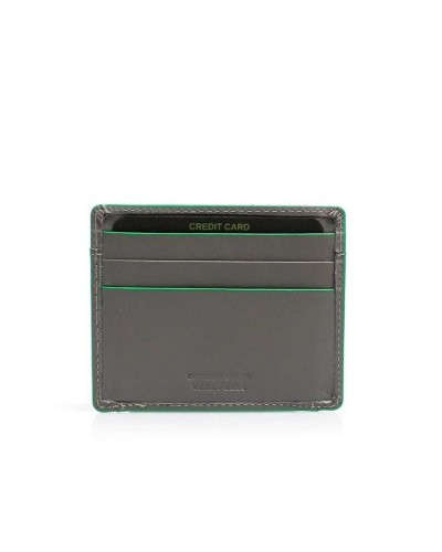 Portfolio YNot? Key Purse Man BIZNA12 Grey Green