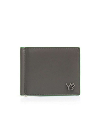 Portfolio YNot? Dollar Wallet Mann BIZNA11 Grey Green