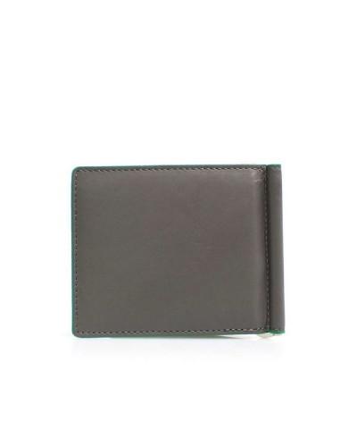 Portfolio YNot? Dollar Wallet Man BIZNA11 Grey Green