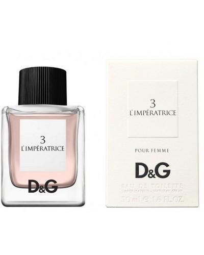 Profumo Dolce & Gabbana 3 L'imperatrice Eau De Toilette 50 ML