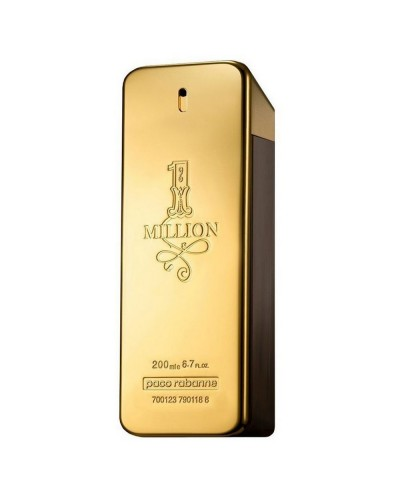 Paco Rabanne 1 Million Eau De Toilette Uomo 200 ML Spray