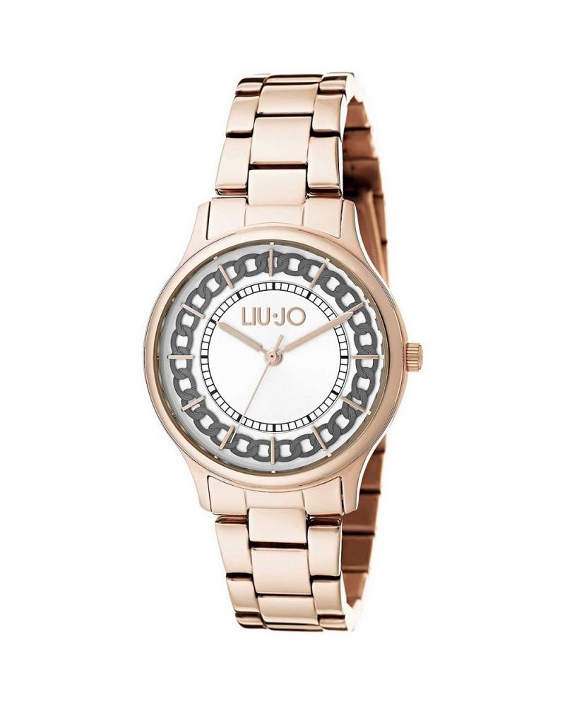 Uhr Frau Aurelia Gold Rose TLJ1130 - Liu Jo Luxury