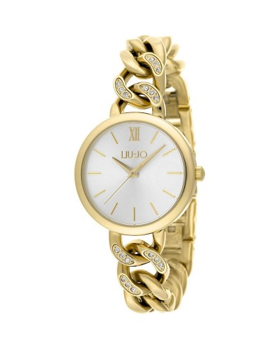 Woman watch Pretty Chain Gold TLJ1191A Liu Jo Luxury
