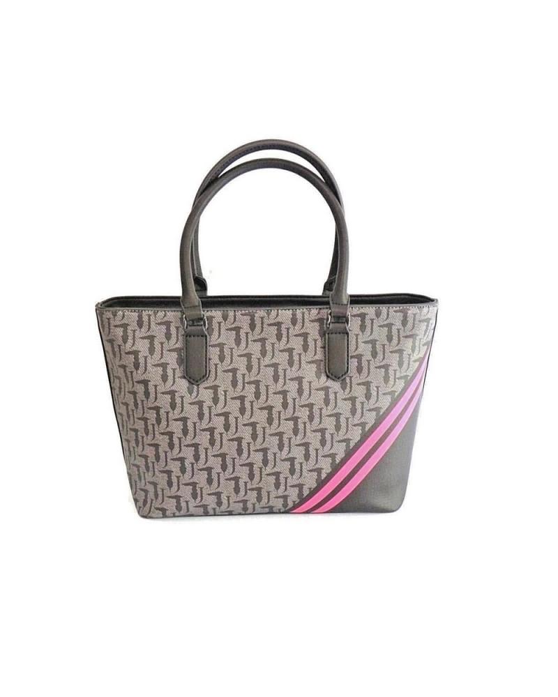 Damen handtasche von Trussardi Vanille Shopping Bag 75B00552 9Y099999 B261