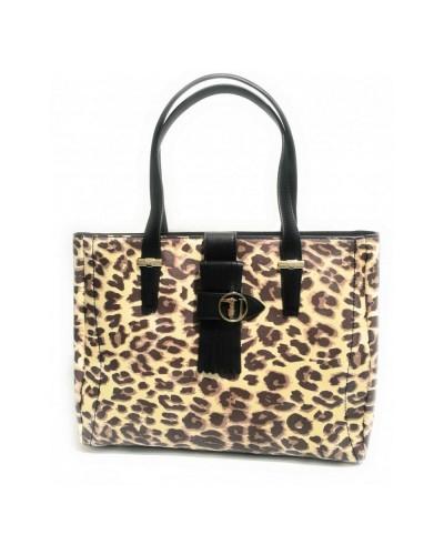 Borsa Donna Trussardi Curry Shopping Bag 75B00556 9Y099998 K299