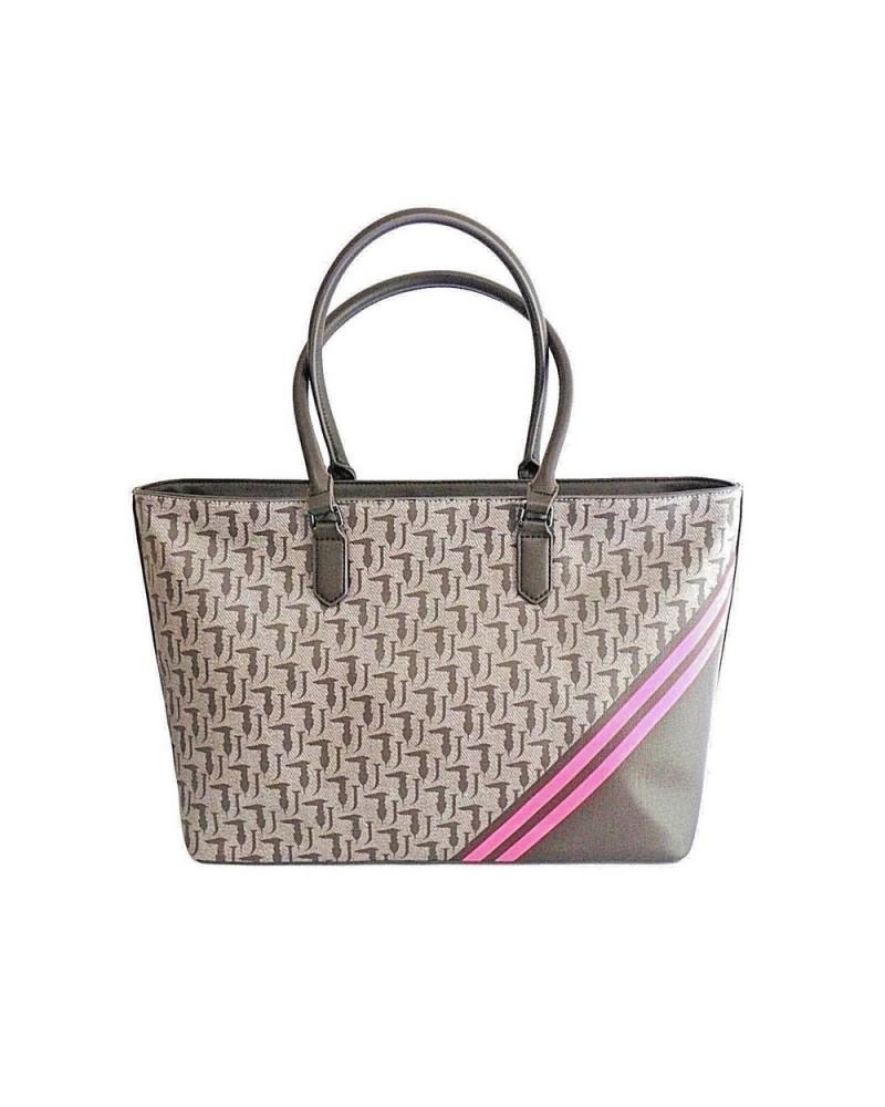 Borsa Donna Trussardi Vaniglia Shopping Bag 75B00548 9Y099999 B261