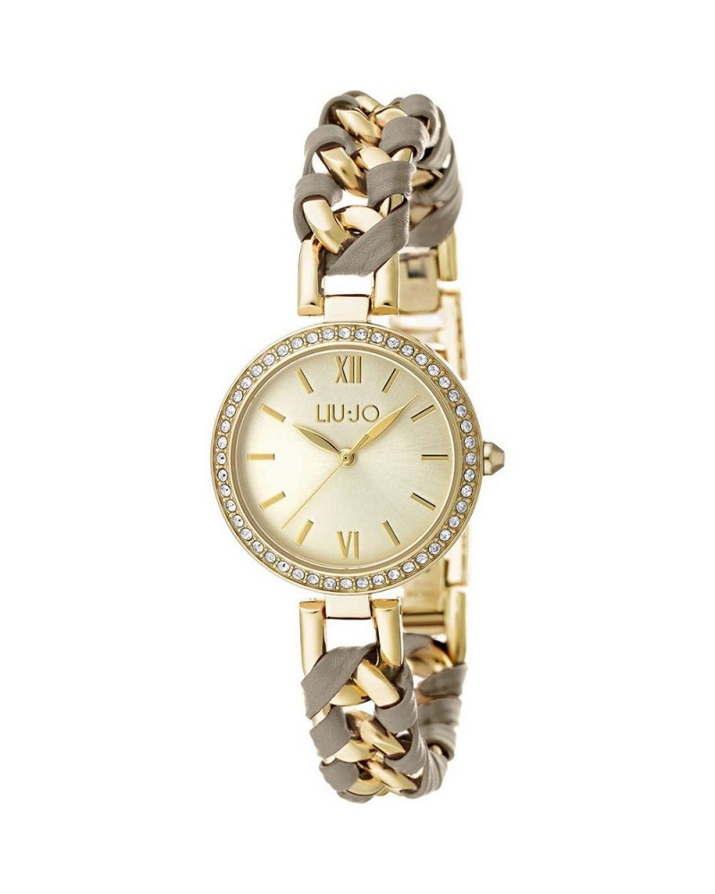 Woman watch Naira Gold TLJ1112 Liu Jo Luxury