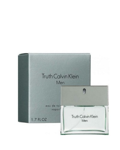Calvin Klein Truth Eau De Toilette Uomo 50 ML Spray