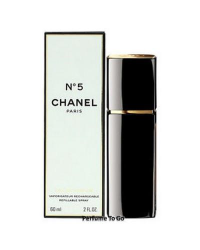 Chanel N° 5 Eau De Parfum 60ML Spray Ricaricabile