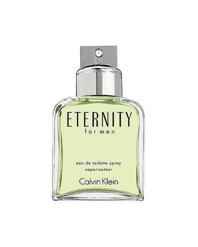 Profumo Calvin Klein Eternity Man Eau De Toilette 100 ML Spray