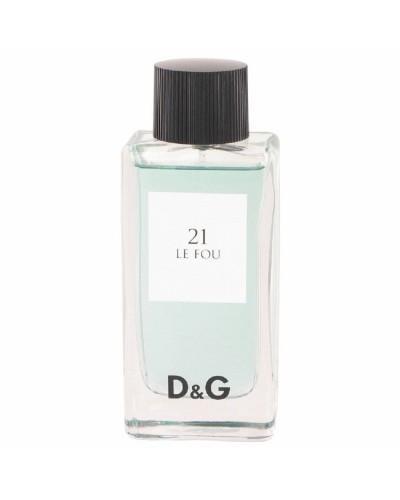 Perfume Dolce & Gabbana D&G Anthology Le Fou 21 Eau De Toilette 100 ML Spray