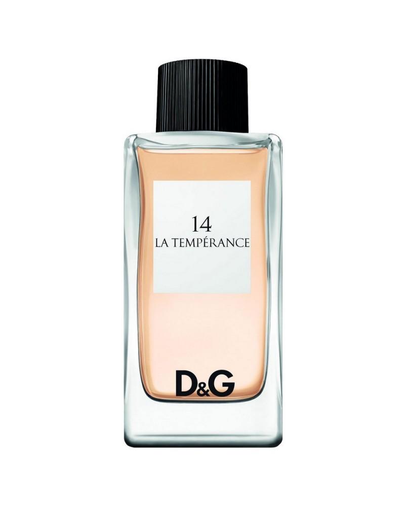 best website f2c37 694e1 Profumo Dolce & Gabbana D&G Anthology La Temperance 14 Eau De Toilette 50  ML Spray