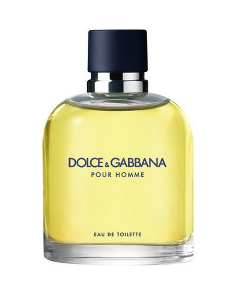 Dolce & Gabbana Pour Homme Eau De Toilette 125 ML Spray