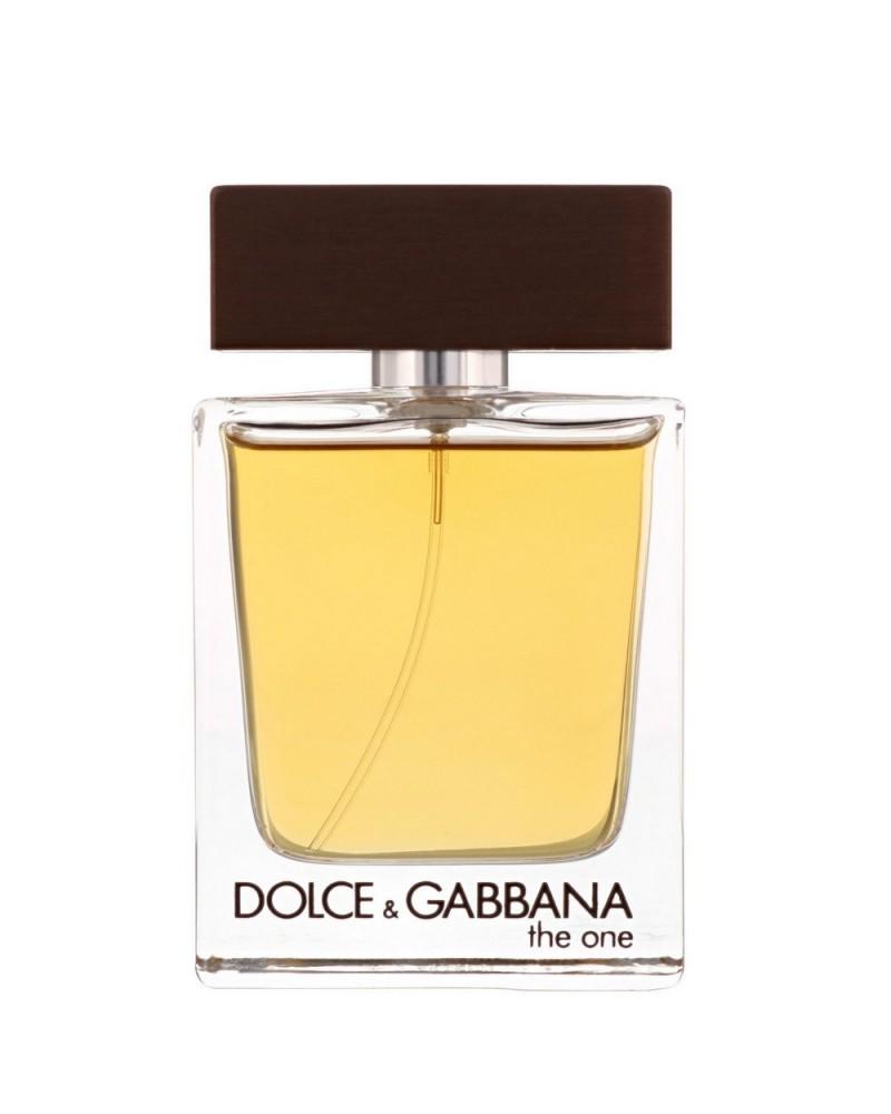 Dolce & Gabbana The One For Men Eau De Toilette 50 ML Spray